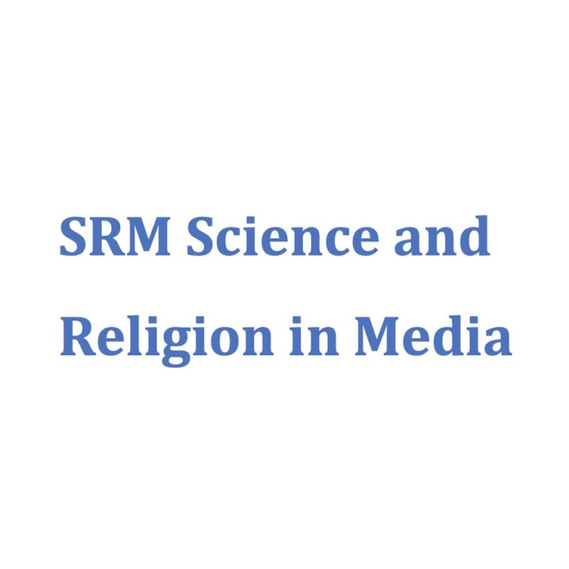 Logo SRM - Science and Religion in Media