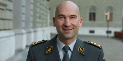 Capo Esercito svizzero Thomas Sussli