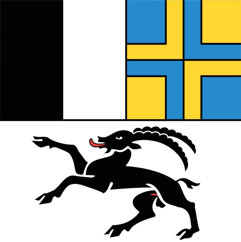 bandiera del Cantone dei Grigioni, Svizzera