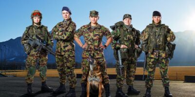 Donne Esercito Svizzero