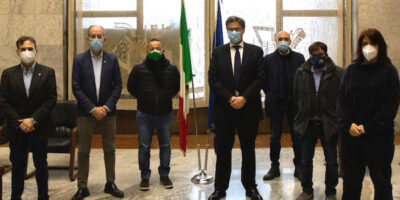 Ministro Giorgetti Mise 02.18.2021