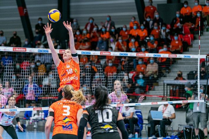 La SSR rafforza il suo impegno a favore degli sport indoor svizzeri