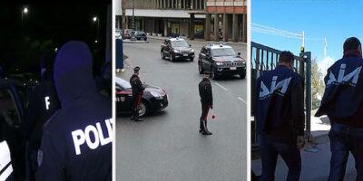 Ministero Interno operazioni di polizia