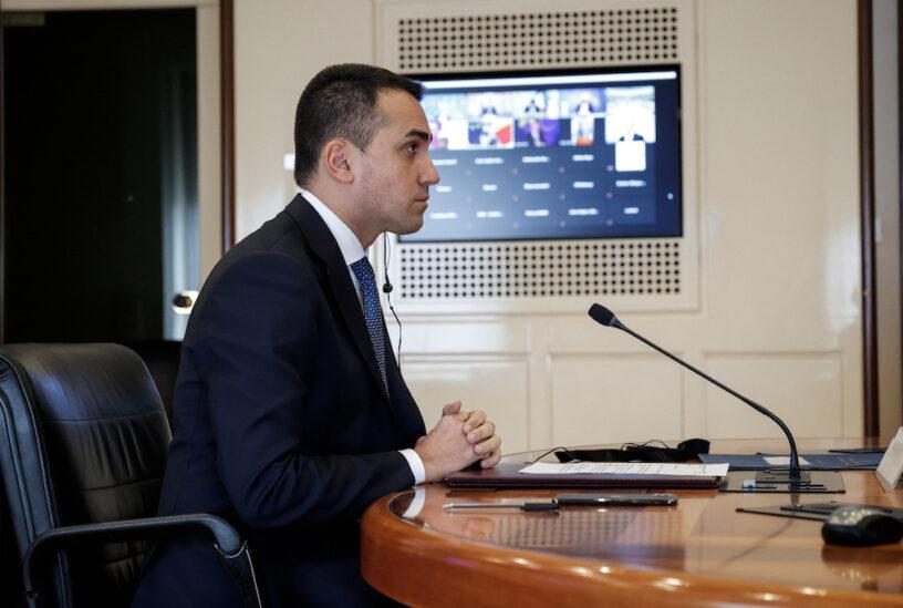 Ministro Di Maio Vertice dei Capi di Stato dei Paesi del G5 Sahel