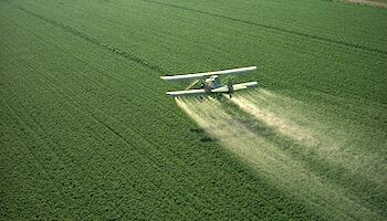 utilizzo di pesticidi in California